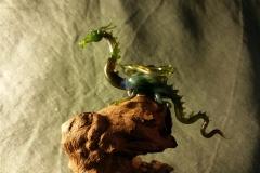 Dragon in Borosilicate