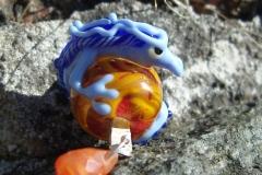 Light Blue dragon