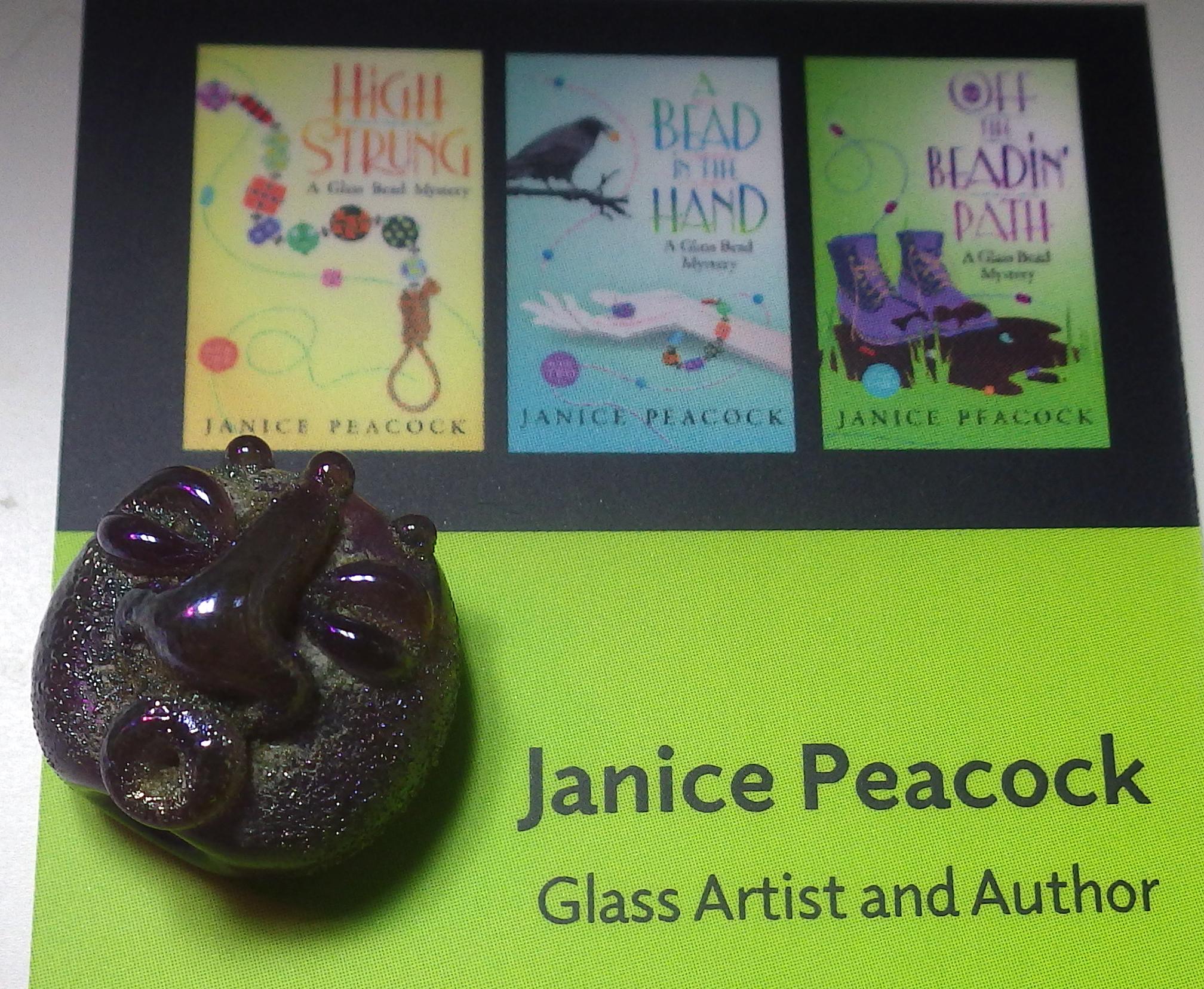 Peacock, Janice